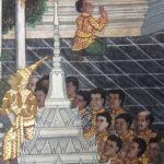 タイ 壁画