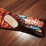 柿の種×チョコ=美味しい!+バニラアイス=さらに美味しい!