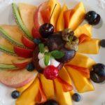 食前フルーツ生活