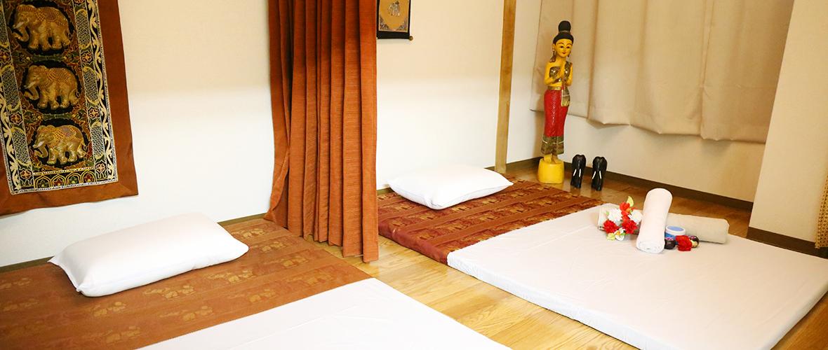 タイ古式マッサージサロン スッカパープディー