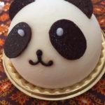 パンダのケーキは