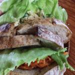 オボベジタリアン サンドイッチ